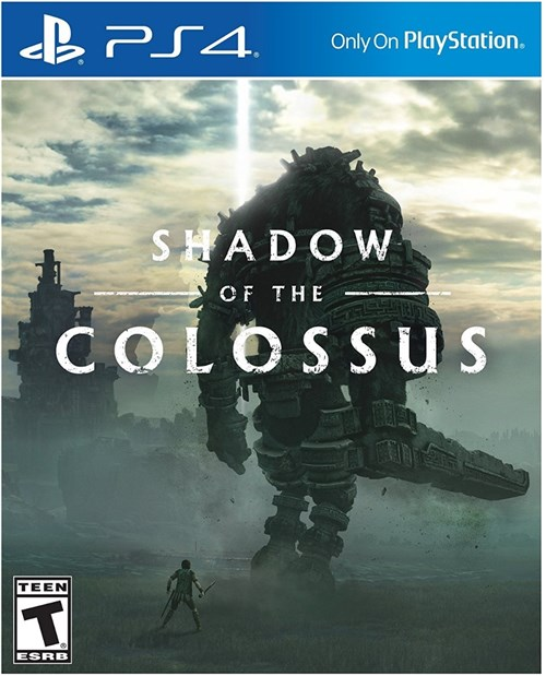 Shadow Of The Colossus - PS4 (Capa Dura)