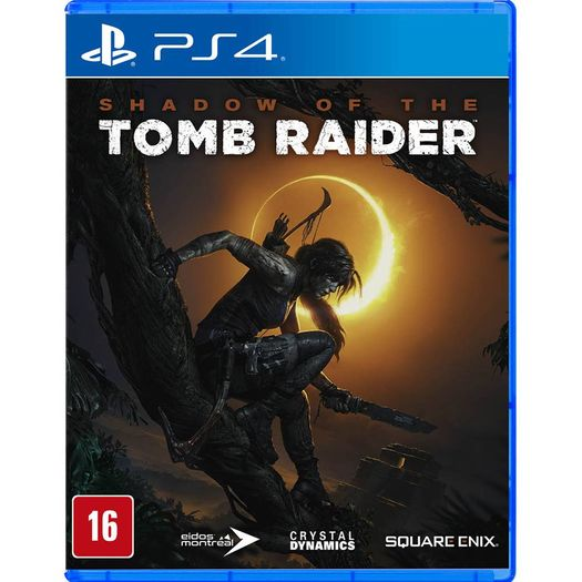 Tudo sobre 'Shadow Of The Tomb Raider - Ps4'