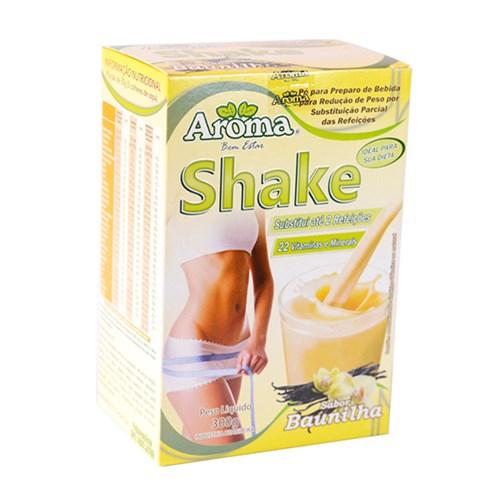 Tudo sobre 'Shake Baunilha - 300g'