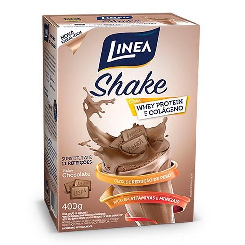 Shake Linea Chocolate 400g
