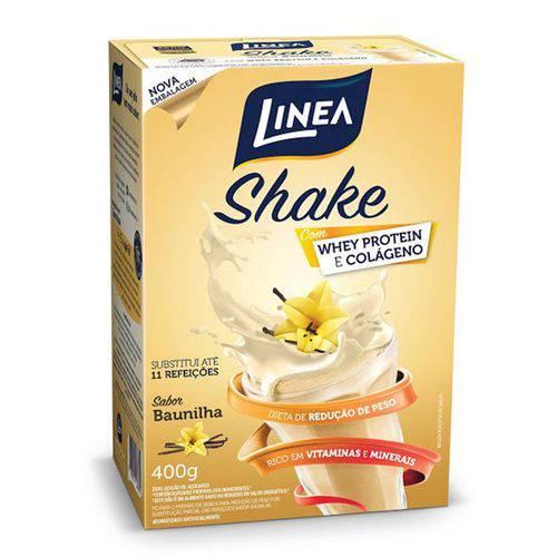 Shake Linea Premium Sucralose Baunilha com 400 Gramas