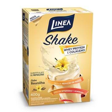 Shake Zero Açúcar Linea 400g