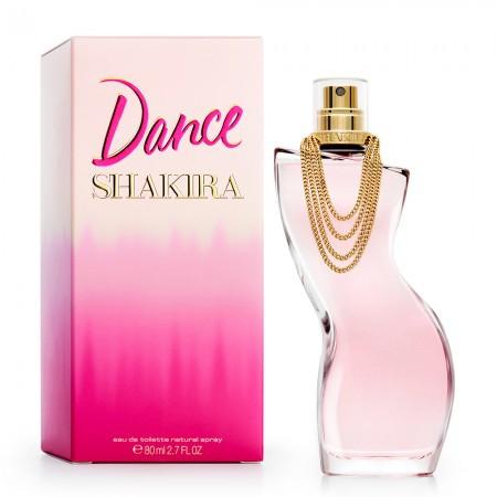 Shakira Dance By Shakira Perfume Feminino - Edt 50 Ml