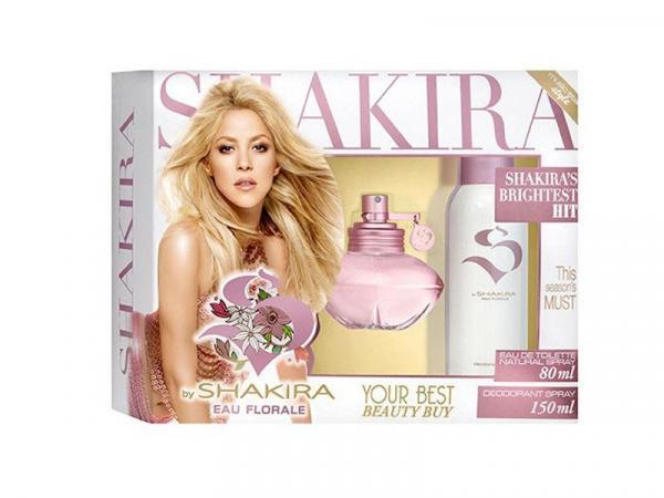 Shakira Eau Florale Feminino - Eau de Toilette 80ml
