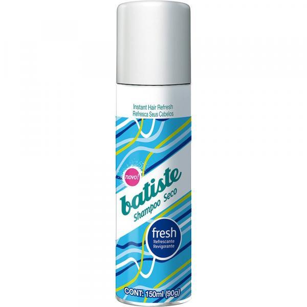 Shampoo a Seco Batiste Fresh - 150ml