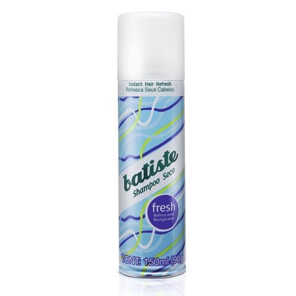 Shampoo a Seco Batiste Spray Fresh 150ml
