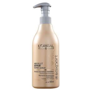 Shampoo Absolut Repair Lipidium L´Oréal Professionnel 500ml