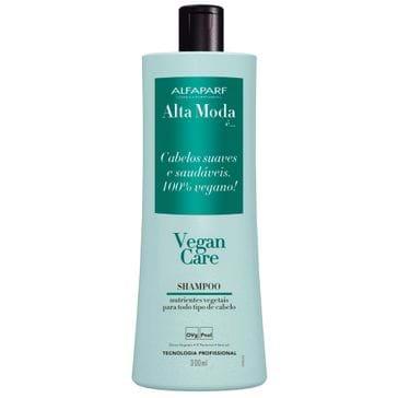 Tudo sobre 'Shampoo Alta Moda Tratamento Vegano 300ml'