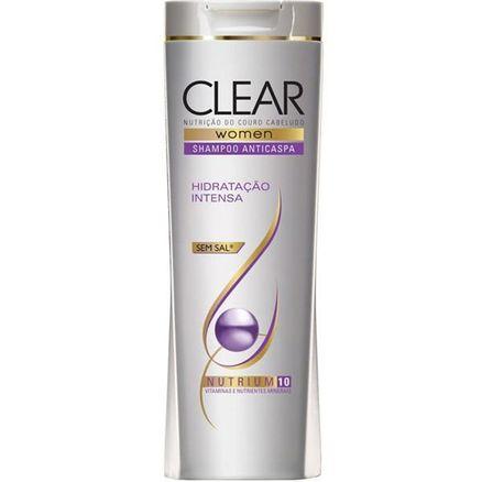 Shampoo Anti Caspa Clear Hidratação Intensa 200ml