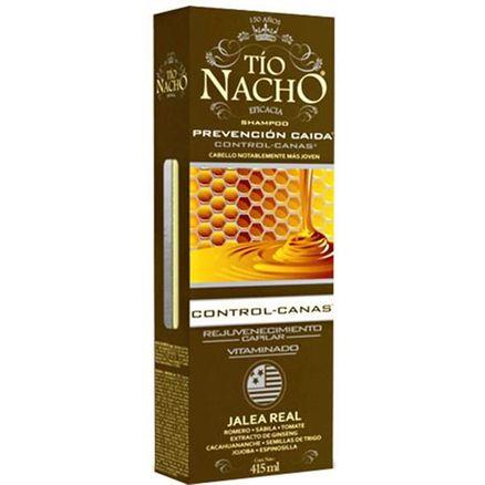 Tudo sobre 'Shampoo Anti Queda Tio Nacho 415ml'