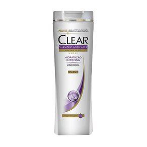 Shampoo Anticaspa Hidratação Intensa Clear 400mL