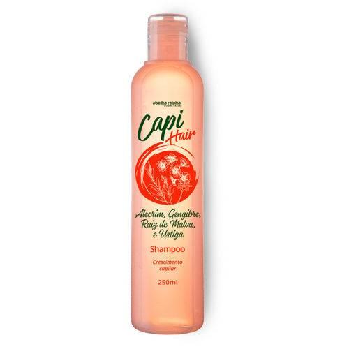 Tudo sobre 'Shampoo Ativador de Crescimento Capilar Capi Hair Abelha Rainha 250ml'