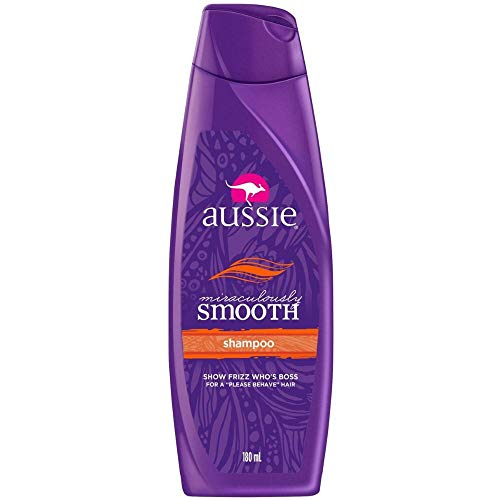 Shampoo Aussie Miraculously Smooth, 180 Ml