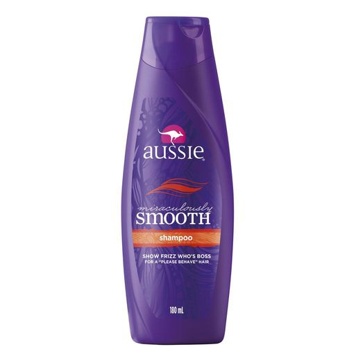 Shampoo Aussie Miraculously Smooth 180ml SH AUSSIE 180ML-FR SMOOTH