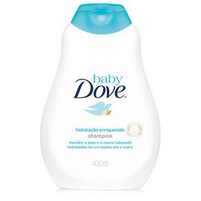 Shampoo Baby Hidratação Enriquecida 400ml Dove