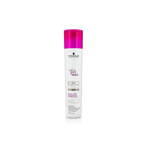 Shampoo Bc Bonacure Color Freeze Schwarzkopf Professional 250ml