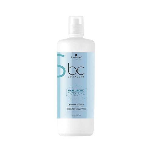 Shampoo Bc Bonacure Micellar Hyaluronic Moisture Kick 1000ml