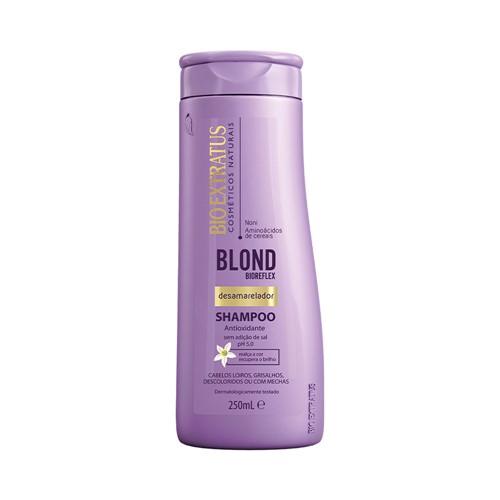 Tudo sobre 'Shampoo Bio Extratus Blond'