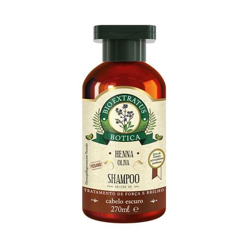 Tudo sobre 'Shampoo Bio Extratus Botica Henna'