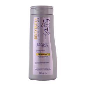 Shampoo Blond Desamarelador - Bio Extratus - 250ml - 250ml