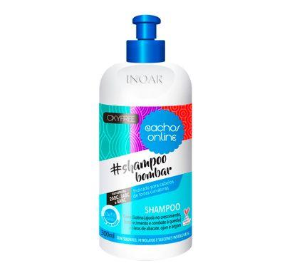 Shampoo Bombar Cachos Online 300ml - Inoar