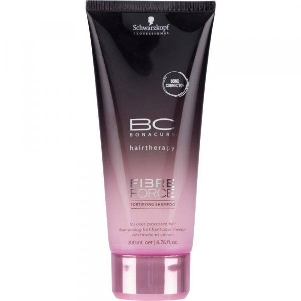 Shampoo Bonacure Fibre Force Fortifying Schwarzkopf Professional 200ml