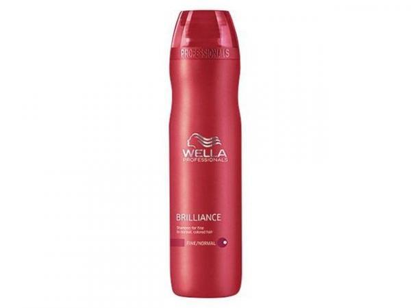 Shampoo Brilliance 250ml - Wella