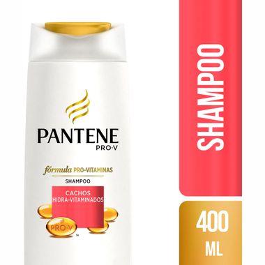 Shampoo Cachos Hidra-Vitaminados Pantene 400ml