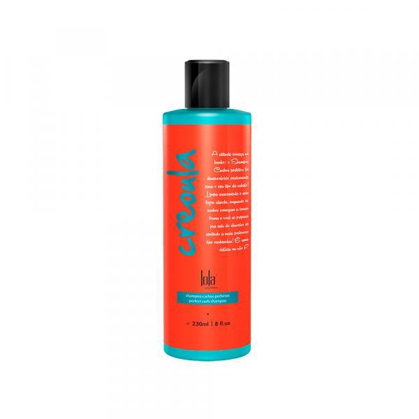 Shampoo Cachos Perfeitos Creoula 230ml - Lola Cosmetics