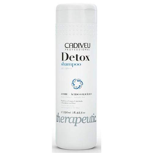 Tudo sobre 'Shampoo Cadiveu Detox 250ml'