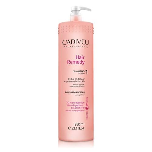 Tudo sobre 'Shampoo Cadiveu Hair Remedy 980ml'