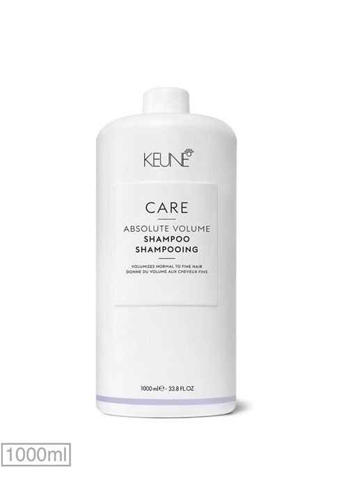 Shampoo Care Absolute Volume 1L