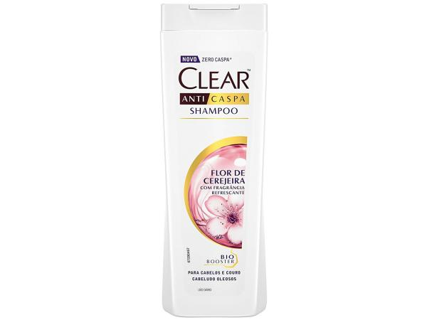 Shampoo Clear Anticaspa Flor de Cerejeira - 200ml