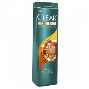 Shampoo Clear Detox Anti Caspa 200ml