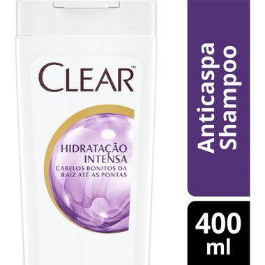 Shampoo Clear Hidratação Intensa 400ml