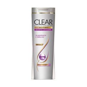 Shampoo Clear Men Anticaspa Hidratação Intensa 400 Ml