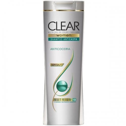 Shampoo Clear Renove Anticoceira 200Ml