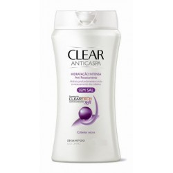 Shampoo Clear Suavidade e Brilho 200ml