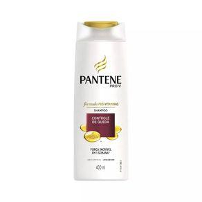Shampoo Controle de Queda Pantene 400mL