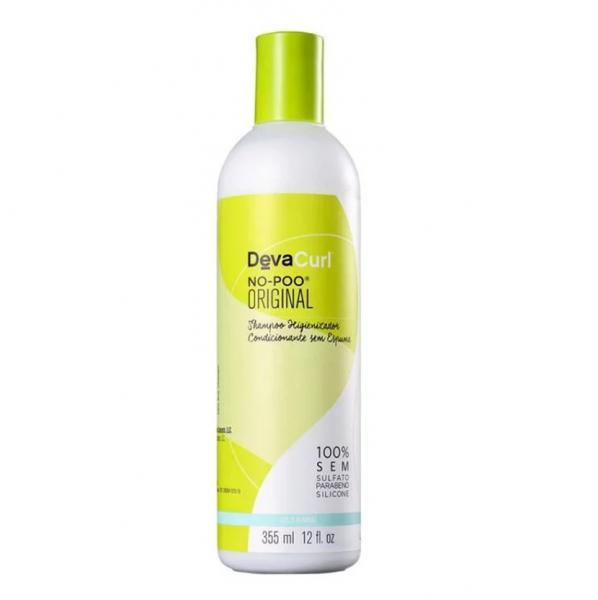 Shampoo Cremoso - Deva Curl No-Poo 355ml