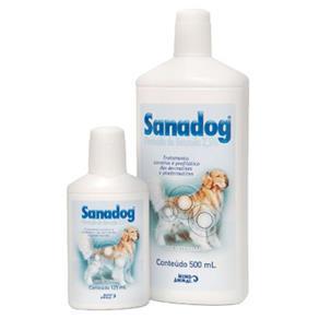 Shampoo Dermatológico Mundo Animal Sanadog - 125ml