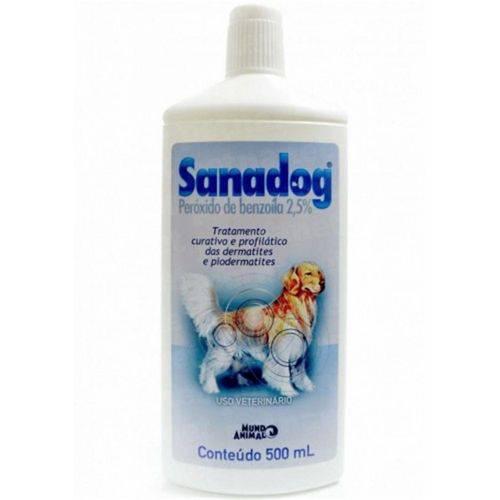 Shampoo Dermatológico Sanadog