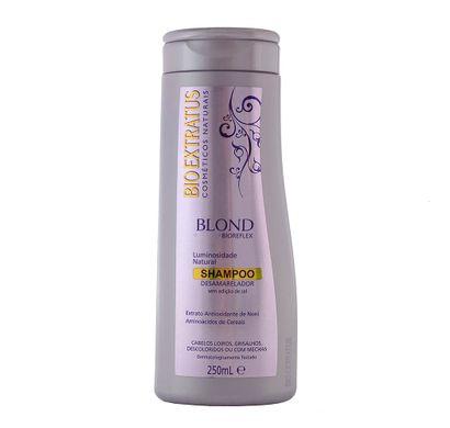 Shampoo Desamarelador Blond Bioreflex 250ml - Bio Extratus