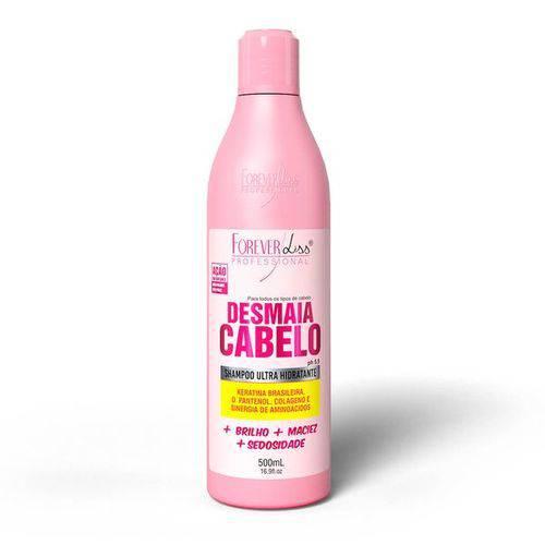 Tudo sobre 'Shampoo Desmaia Cabelo Forever Liss 500ml'