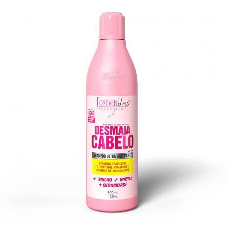 Shampoo Desmaia Cabelo Forever Liss
