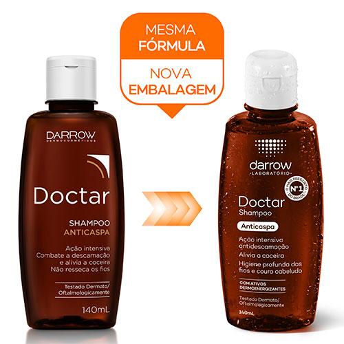 Shampoo Doctar 140ml