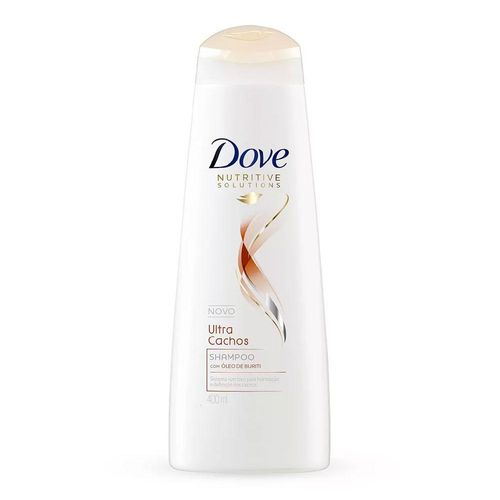 Shampoo Dove Ultra Cachos com 400ml
