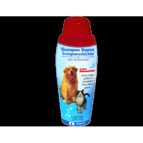 Tudo sobre 'Shampoo Duprat Ectoparasiticida 230ml'