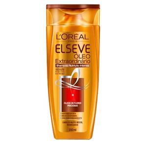 Shampoo Elseve Nutrição Intensa Óleo Extraordinário 200ml