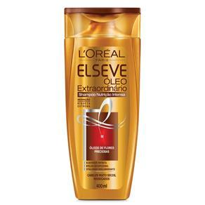 Shampoo Elseve Óleo Extraordinário Nutrição Intensa 400ml